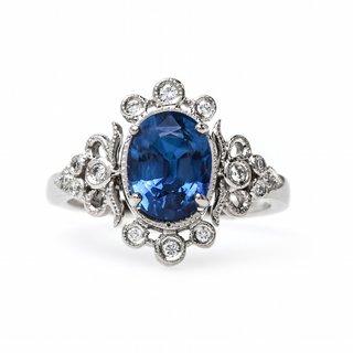 claire-pettibone-x-trumpet-horn-antoinette-blue-sapphire-engagement-ring