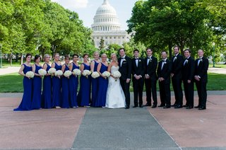 bridesmaids-and-groomsmen-with-united-states-capitol-backdrop