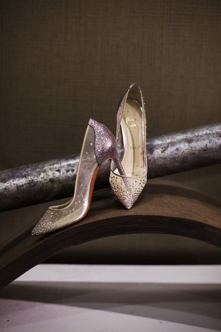illusion-louboutin-pumps-with-crystals-and-silver-glitter-for-wedding