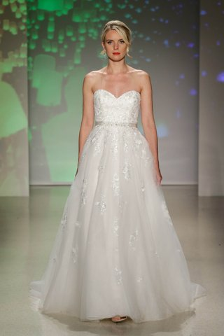 alfred-angelo-2017-disney-fairy-tale-weddings-bridal-rapunzel-strapless-wedding-dress-a-line-lace