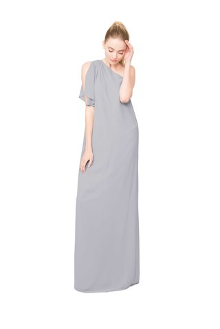 joanna-august-sophie-long-bridesmaid-dress-with-slit-flutter-sleeve-one-shoulder-in-grey