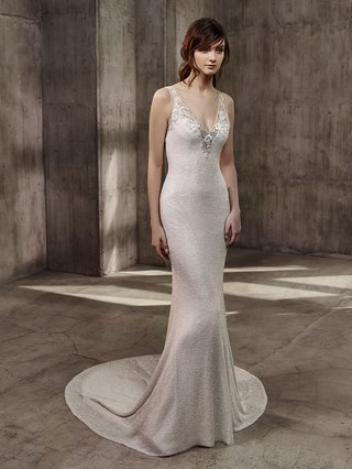 badgley-mischka-bride-2017-athena-wedding-dress-beaded-v-neck-illusion-details-form-fitting
