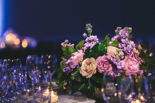 floral-arrangement-with-purple-pink-and-ivory-flowers