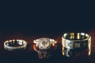 mens-and-womens-wedding-rings-with-diamond-accents