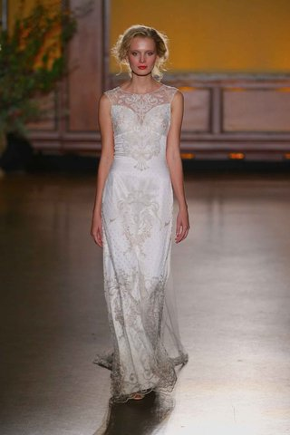 eva-illusion-neckline-wedding-dress-from-the-gilded-age-collection-by-claire-pettibone