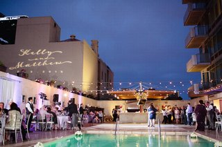 wedding-reception-by-pool-on-the-roof-of-the-hotel-palomar-san-diego