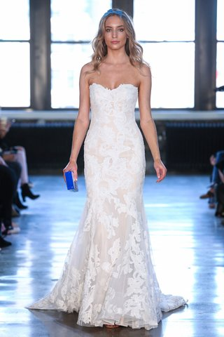 watters-fall-2018-bridal-collection-wedding-dress-tris-strapless-fit-and-flare-gown-with-lace