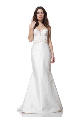 olia-zavozina-fall-winter-2016-fit-and-flare-strapless-wedding-dress