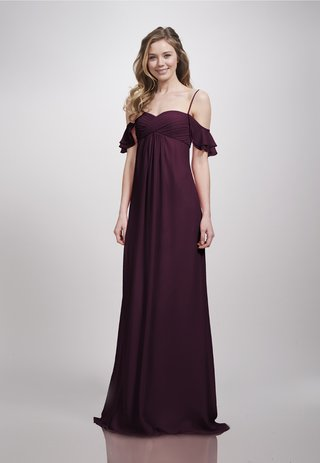 theia-bridesmaids-spring-2018-sheath-bridesmaid-dress-off-the-shoulder-aubergine-straps-sweetheart