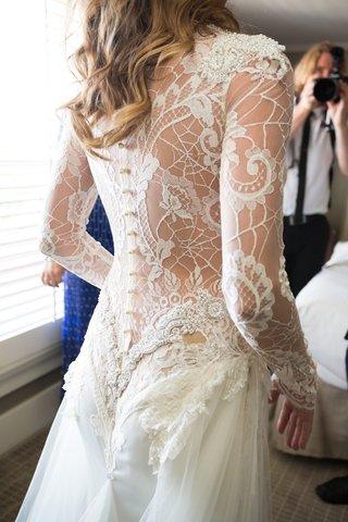 bridal-gown-illusion-back-buttons-galia-lahav-designer-wedding-low-risque-design