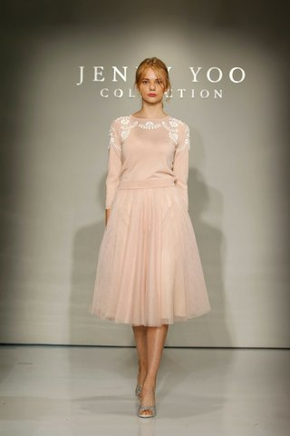 jenny-yoo-bridesmaids-2016-two-piece-bridesmaid-dress-with-sweater-and-skirt