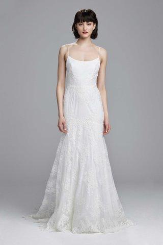 nouvelle-amsale-spring-2017-gabby-spaghetti-strap-wedding-dress-lace-scallop-hem
