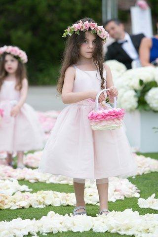 flower-girl-with-rose-petal-basket-in-ombre-design
