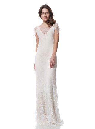 olia-zavozina-fall-winter-2016-sheath-wedding-dress-with-lace-sleeves