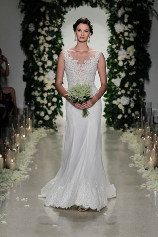 anne-barge-fall-2016-fit-and-flare-wedding-dress-with-lace-applique