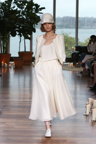 laure-de-sagazan-fall-2018-30s-style-bridal-ensemble-jacket-blouse-skirt