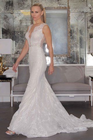 romona-keveza-luxe-bridal-fall-2016-v-neck-wedding-dress-with-illusion-back