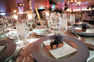 purple-ballroom-reception-table-decorations