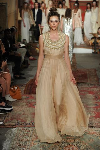 houghton-bride-golden-dress
