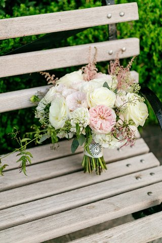 bridal-bouquet-with-blush-and-ivory-garden-roses-astilbe-crystal-brooch