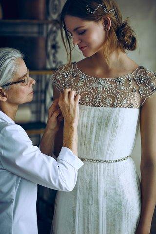 tiernan-marchesa-notte-bhldn-wedding-dress-with-jewel-sheer-neckline-and-cap-sleeves