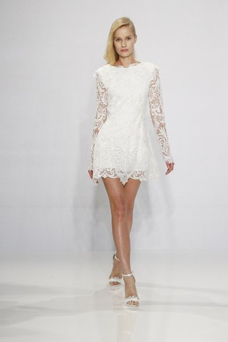 christian-siriano-for-kleinfeld-bridal-short-wedding-dress-with-long-sleeves-in-lace-minidress