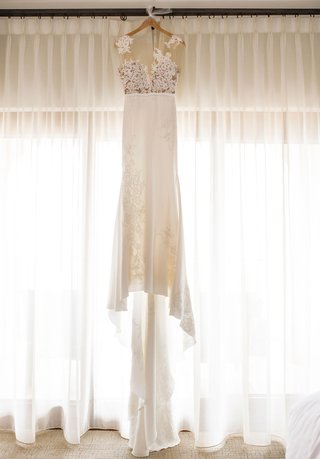 pronovias-wedding-dress-crepe-skirt-with-embroidery-and-illusion-bodice-bella-bianca-bridal-couture
