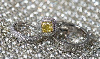 wedding-engagement-ring-yellow-diamond-with-double-halo-setting-wedding-rings