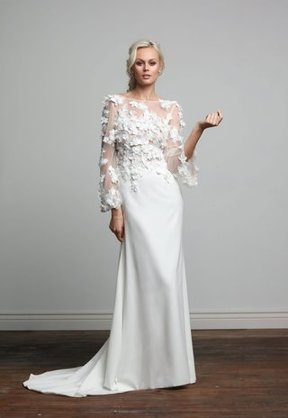 joy-collection-barbara-kavchok-spring-2018-meesha-long-sleeve-sheer-bodice-gown-flowers-crepe-skirt