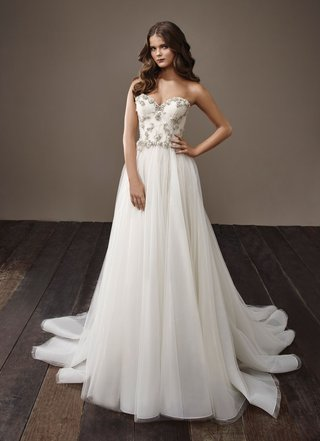 badgley-mischka-bride-2018-collection-wedding-dress-betty-strapless-sheath-bridal-gown-jewel-bodice