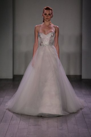 alvina-valenta-2016-metallic-floral-print-bustier-with-a-line-skirt-wedding-dress