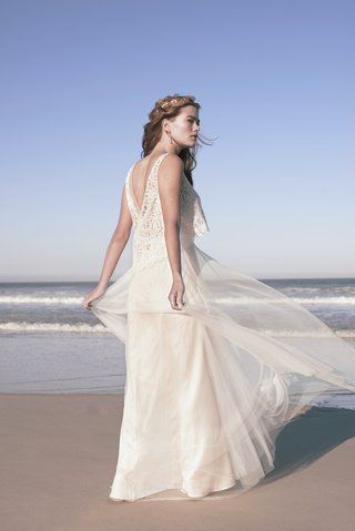 bride-on-beach-in-bhldn-wedding-dress-with-lace-top