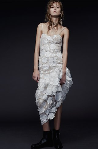 spaghetti-strap-nude-wedding-dress-with-white-flowers-by-vera-wang-fall-2015