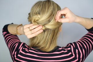 step-number-twelve-of-knotted-updo-wedding-hairstyle-tutorial