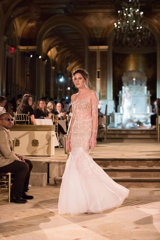 idan-cohen-fall-winter-2018-empire-of-love-wedding-dress-illusion-sheer-mermaid-gown