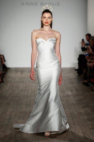 anne-barge-fall-2019-wedding-dress-eiffel-strapless-silk-mikado-cuff-bodice-trumpet-bridal-gown