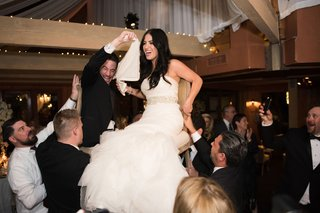 bride-in-vera-wang-does-hora-with-her-husband