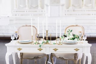vintage-sweetheart-table-chairs-brass-candlesticks-at-vibiana