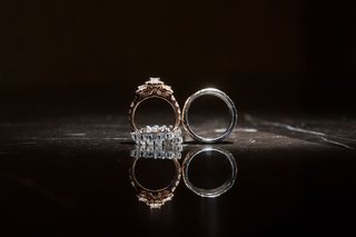 wedding-rings-for-bride-and-groom-ghana-royalty-wedding-rings-standing-up