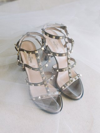 stephanie-ming-wedding-day-shoes-valentino-stud-sandals