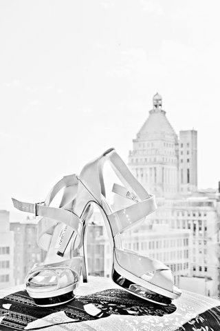 black-and-white-photo-of-platform-jimmy-choo