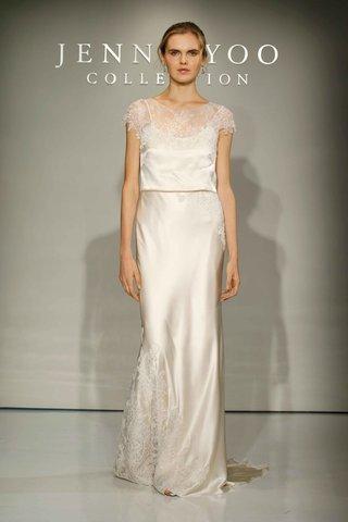 jenny-yoo-bridal-2016-silk-charmeuse-short-sleeve-wedding-dress