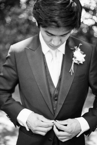 black-and-white-photo-of-asian-american-groom