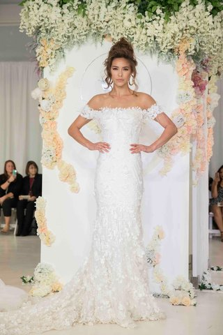 julie-vino-2018-havana-bridal-collection-wedding-dress-off-shoulder-bridal-gown-appliques-on-skirt