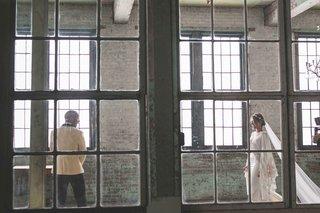 pia-toscano-american-idol-jimmy-ro-smith-jennifer-lopez-wedding-new-york-city-loft-center-dress-veil