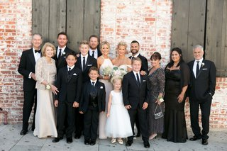 wedding-guests-and-family-at-brittany-daniel-actress-and-adam-touni-wedding-downtown-los-angeles
