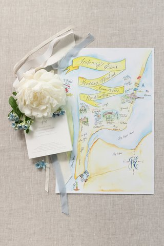 illustrated-map-of-wedding-weekend-and-activities