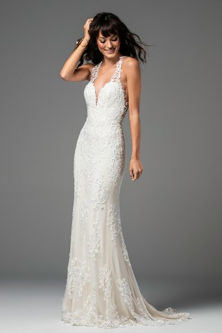 sheath-gown-with-plunging-neckline-and-back-detail-made-from-diya-lace-soft-netting-illusion-tulle