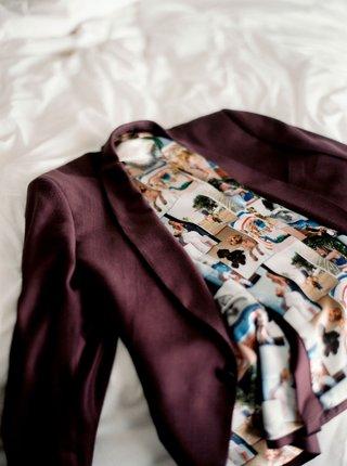 wedding-attire-for-la-dodgers-baseball-player-kike-hernandez-burgundy-tux-photo-collage-liner-inside