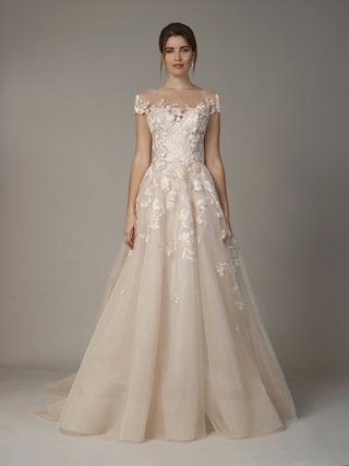 liancarlo-fall-2018-floral-embroidery-on-french-tulle-cap-sleeve-ball-gown-in-blush